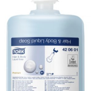 Tork Hair & Body Liquid Soap