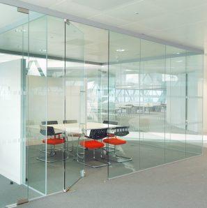 Optima Aluminium Framed Glazed Doors