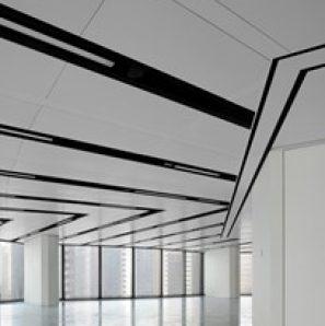 SAS System 330C Metal Ceiling