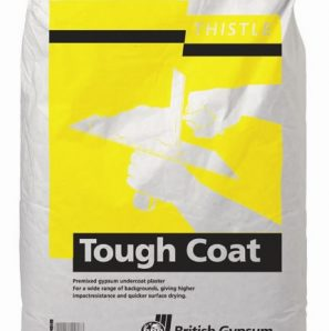 Thistle ToughCoat and Thistle HardWall 25kg