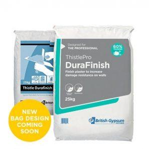 Thistle DuraFinish 25kg